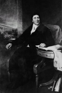 Portrait of Thomas Telford (ICE)