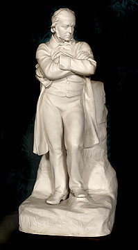 Statuette of Brunel (Private collection)
