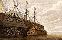 Illustrations of ss Great Eastern laying the Atlantic Cable (ICE)