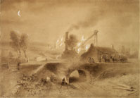 Northumberland Colliery (Elton Collection: Ironbridge Gorge Museum Trust)